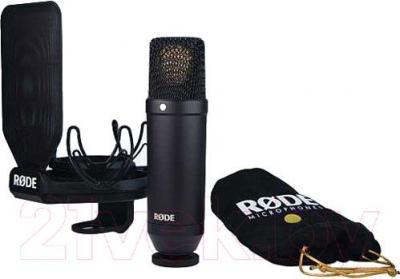Микрофон Rode NT1 Kit - общий вид