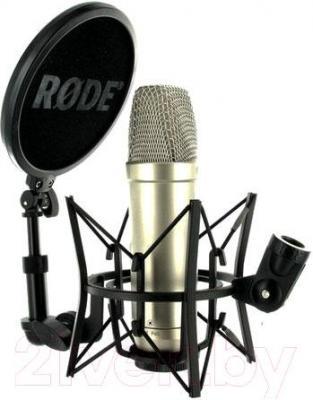 Микрофон Rode NT1-A - общий вид