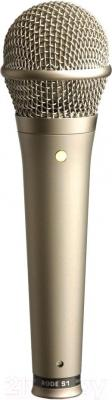 Микрофон Rode S1 (Silver) - общий вид