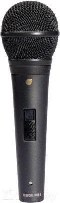 Микрофон Rode M1-S - общий вид