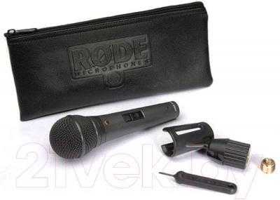 Микрофон Rode M1-S - комплектация
