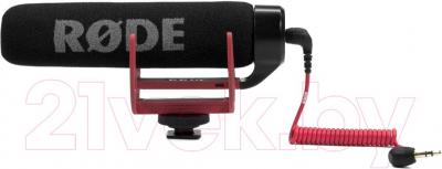 Микрофон Rode VideoMic GO - общий вид