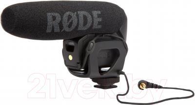 Микрофон Rode VideoMic Pro - общий вид