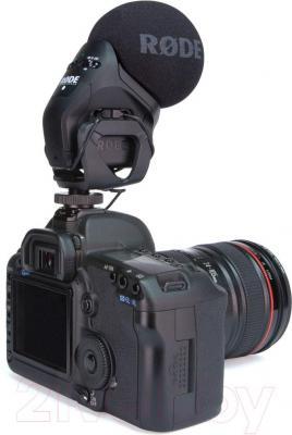 Микрофон Rode VideoMic Pro - установка