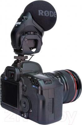Микрофон Rode Stereo VideoMic Pro - крепление