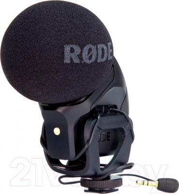 Микрофон Rode Stereo VideoMic Pro - общий вид
