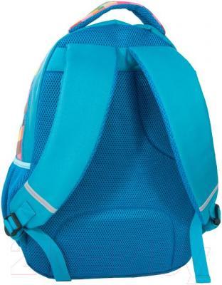 Рюкзак городской Paso 14-699E - вид сзади