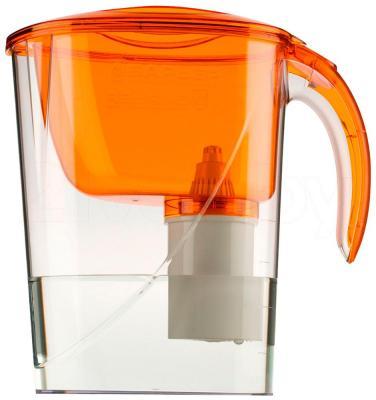 Фильтр питьевой воды БАРЬЕР Эко (Янтарь + кассета Стандарт) - общий вид