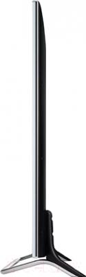 Телевизор LG 55UB850V - вид сбоку