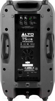 Акустическая система Alto TS112A - вид сзади