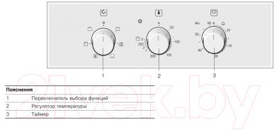 Электрический духовой шкаф Bosch HBN211E0J