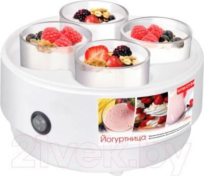 Йогуртница Maxima MYM-0154 - общий вид