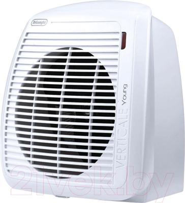 Тепловентилятор DeLonghi HVY1030 (белый) - общий вид