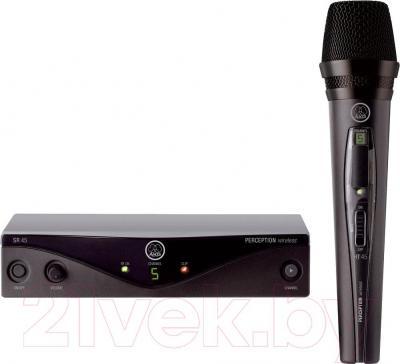 Микрофон AKG Perception Wireless 45 Vocal Set BD-U2 - общий вид