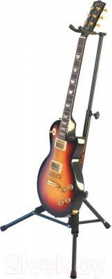 Гитарная стойка Athletic GIT-31 - с гитарой
