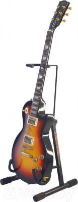 Гитарная стойка Athletic Git-6E - с гитарой