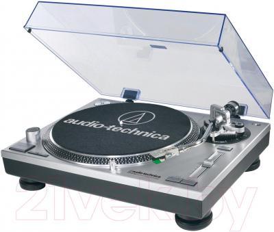 Проигрыватель виниловых пластинок Audio-Technica AT-LP120-USB - общий вид