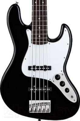 Бас-гитара Fender Squier Affinity Jazz Bass V Rosewood Black - корпус