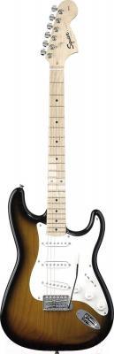 Электрогитара Fender Squier Affinity Strat MN 2SB  - общий вид