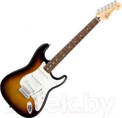 Электрогитара Fender Standard Stratocaster HSS RW BSB - общий вид