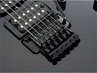 Электрогитара Ibanez GRG270B (Black Night) - бридж