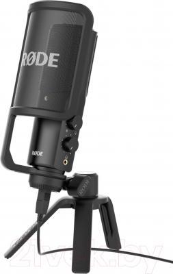 Микрофон Rode NT-USB - общий вид