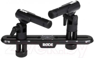 Стойка для микрофона Rode Stereo Bar - общий вид