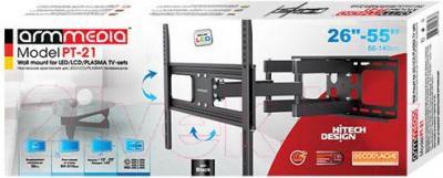 Кронштейн для телевизора Arm Media PT-21.B - упаковка