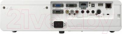 Проектор Panasonic PT-VW345NZE - разъемы