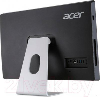 Моноблок Acer Aspire Z3-615 (DQ.SV9ME.001) - вид сзади