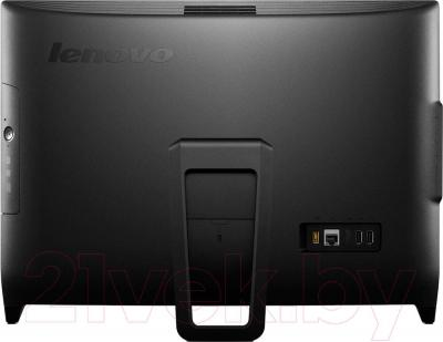 Моноблок Lenovo C260 (57327610) - вид сзади