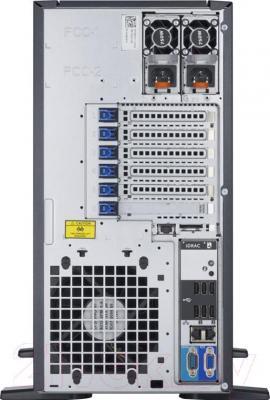 Сервер Dell 210-ACDY-272424562 - вид сзади