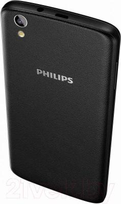 Смартфон Philips I908 - верхняя панель