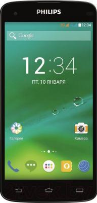 Смартфон Philips I908 - общий вид