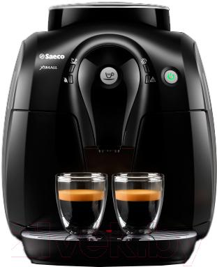 Кофемашина Philips Xsmall Pure (8642/01) - вид спереди