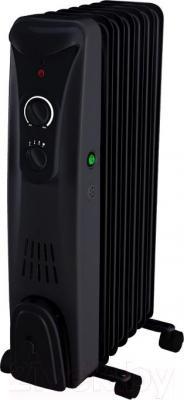 Масляный радиатор Timberk TOR 21.2512 HBX I - общий вид