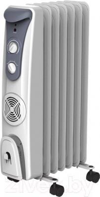 Масляный радиатор Timberk TOR 31.1606 QB - общий вид