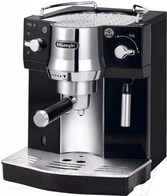 Кофеварка эспрессо DeLonghi EC 820.B - общий вид