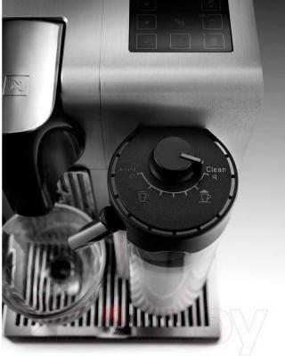 Капсульная кофеварка DeLonghi EN 750.MB - общий вид