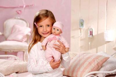 Кукла-младенец Zapf Creation Baby Annabell Моя первая кукла (792773) - ребенок с игрушкой
