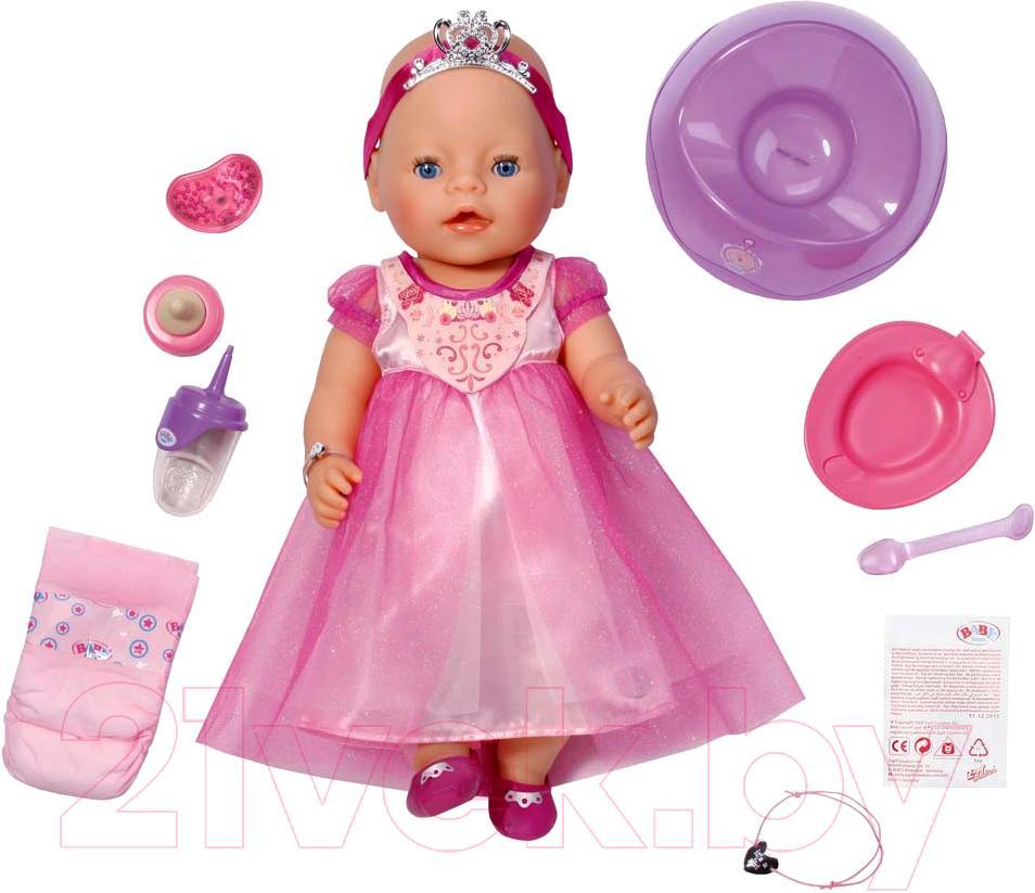Baby Born Принцесса (819180) 21vek.by 673000.000