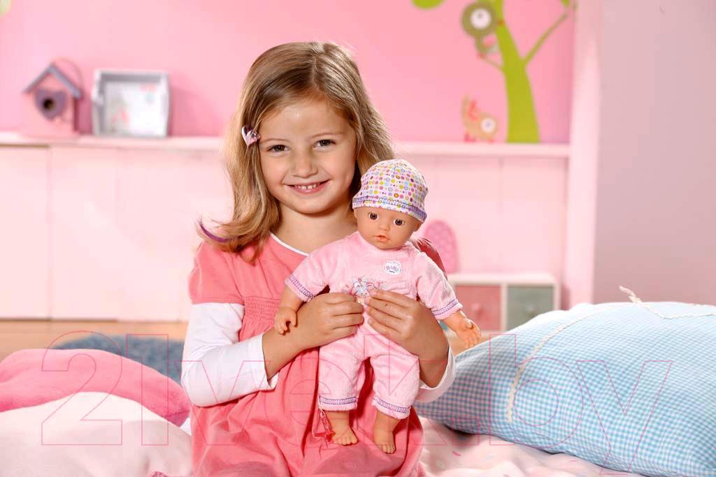 Baby Born Пупс с соской (819753) 21vek.by 282000.000