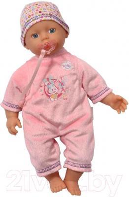 Кукла-младенец Zapf Creation Baby Born Пупс с соской (819753) - общий вид