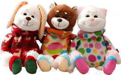 Мягкая игрушка Fancy Котик-грелка (KCD0G) - виды игрушек