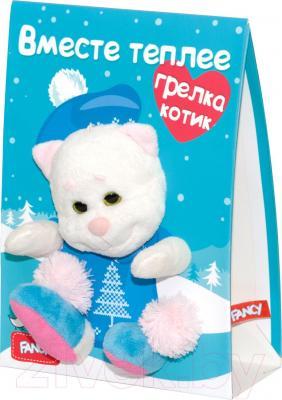 Мягкая игрушка Fancy Котик-грелка (KCD0G) - упаковка