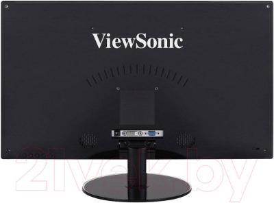 Монитор Viewsonic VX2409 - вид сзади