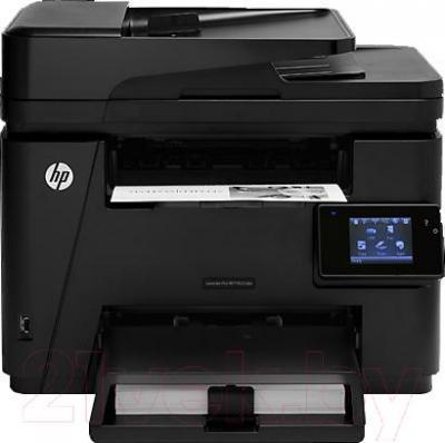МФУ HP LaserJet Pro MFP M225dw (CF485A) - общий вид