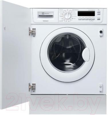 Стиральная машина Electrolux EWG147540W - общий вид