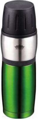 Термос для напитков Peterhof PH-12412 (зеленый) - общий вид
