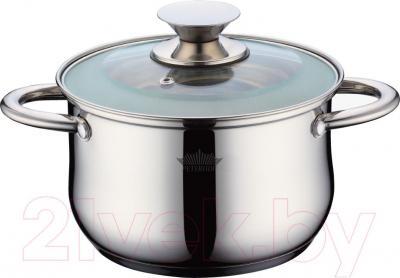 Набор кухонной посуды Peterhof PH-15728 - кастрюля